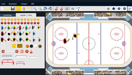 Eishockey-Software