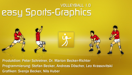 Volleyball-Software