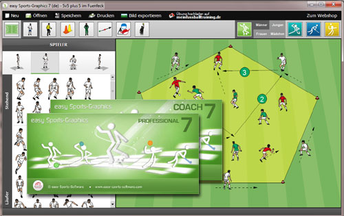 Fussball Software